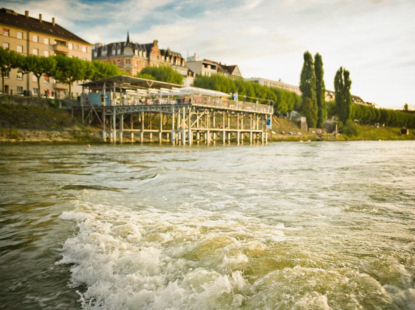 Rheinbad Breite
